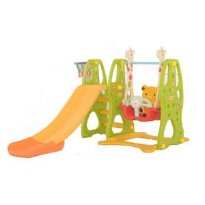 Spatiu de joaca Nichiduta Bear Green 3 in 1 imagine