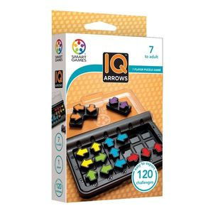 Joc educativ - IQ Arrows | Smart Games imagine