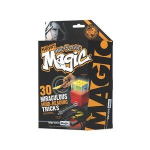 Set de magie Marvin's Magic - Ultimate Magic Mind - 30 trucuri de citire a mintii imagine