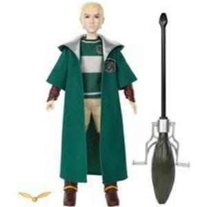 Papusa Harry Potter Draco Malfoy Quidditch imagine