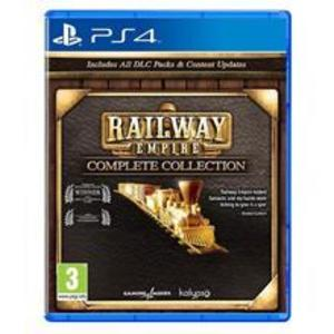 Railway Empire Complete Collection Ps4 imagine