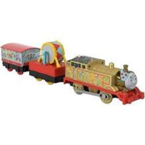 Tren Fisher Price By Mattel Thomas And Friends Golden Thomas imagine