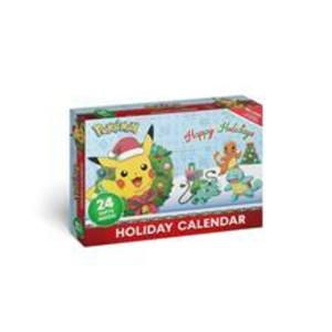 Pokemon Advent Calendar 2020 imagine