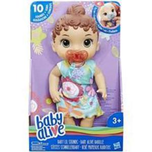 Baby Alive Baby Lil Sounds (Brown Hair) imagine