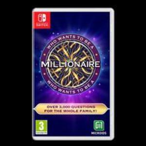 Who Wants To Be A Millionaire Nintendo Switch Game imagine