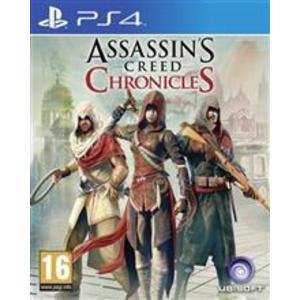 Assassins Creed Chronicles Ps4 imagine