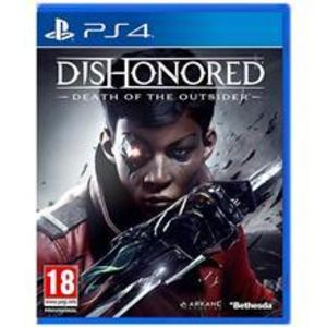 Dishonored Death Of The Outsider Ps4 imagine