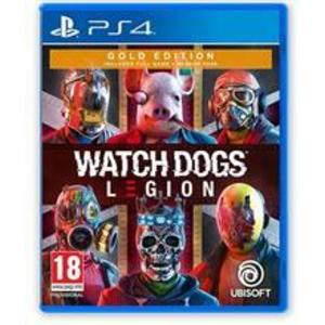 Watch Dogs Legion Gold Edition Ps4 imagine