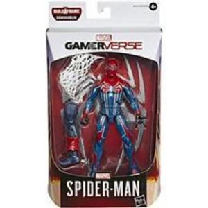 Velocity Suit (Marvel Legends) Spider-Man Action Figure imagine