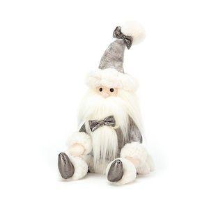 Jucarie de plus - Medium - Shimmer Santa | Jellycat imagine