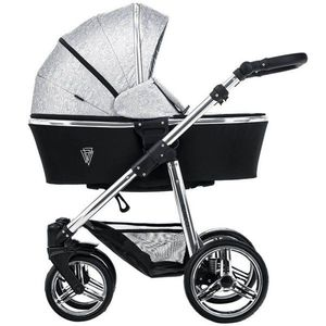 Carucior 2 in 1 Venicci Silver Spark imagine