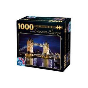 Puzzle 1000 Discover Europe: Tower Bridge. London imagine