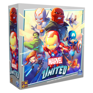 Marvel United | CMON Limited imagine