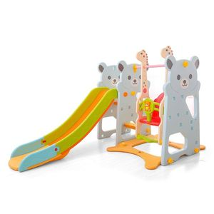 Spatiu de joaca Nichiduta Little Bear Blue 3 in 1 imagine