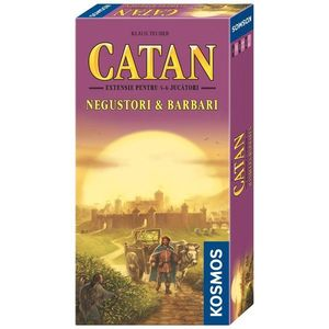 Colonistii din Catan - Negustori si Barbari - Extensie (5-6 jucatori) imagine