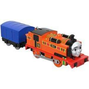 Tren Fisher Price By Mattel Thomas And Friends Trackmaster Nia imagine