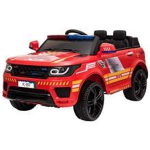 Masinuta Electrica Chipolino Suv Police Red imagine