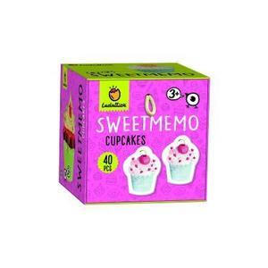 Joc de memorie Sweetmemo: Briose imagine