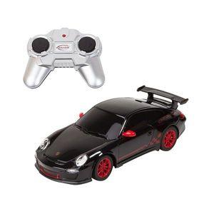 Masina cu telecomanda Rastar Porsche GT3 RS, 1: 24, Negru imagine