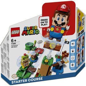 LEGO® Super Mario - Aventurile lui Mario - Set de Baza (71360) imagine