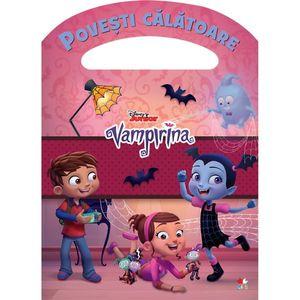 Carte Editura Litera, Disney, Vampirina, Povesti calatoare imagine