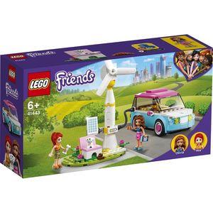 LEGO® Friends - Masina electrica a Oliviei (41443) imagine