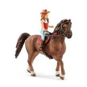 Schleich Horse Club Hannah & Cayenne imagine