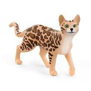 Schleich Pisica Bengaleza imagine