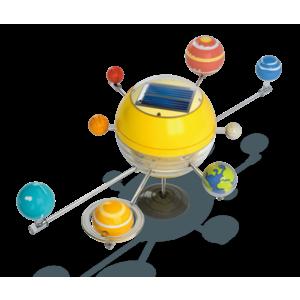 Kit robotica de constructie Sistem Solar (RO) imagine