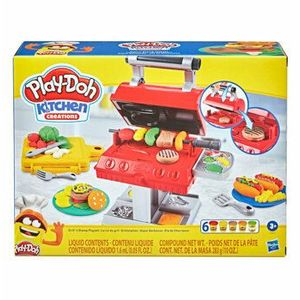 Play-Doh, Set Grill and Stamp imagine