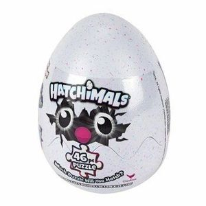 Puzzle Hatchimals in ou 48 piese imagine