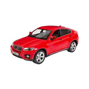 Masinuta Rastar BMW X6, 1: 43, Rosu imagine