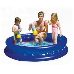 Piscina gonflabila Galaxy 155x32 cm imagine