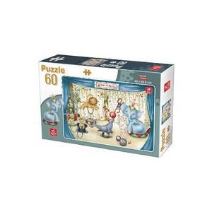 Puzzle 60: Animale de la circ imagine