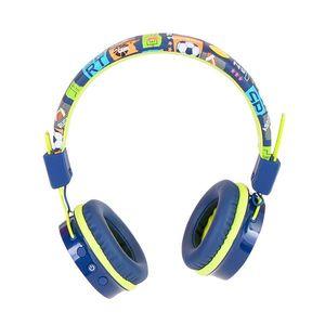 Casti audio wireless Noriel, Albastru imagine