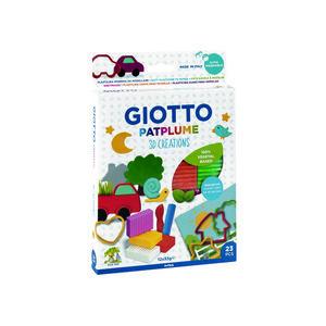 Set Plastelina - 3D Creations Giotto   Fila imagine