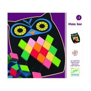 Puzzle mozaic - Bufnita Djeco imagine