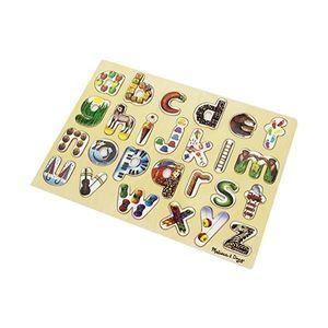 Puzzle, Alfabet English alphabet art puzzle imagine