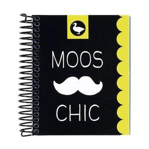 Caiet A7 de 100 de file Moos Chic imagine