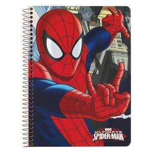 Caiet A5 80 file Spiderman 22x15.5x0 imagine