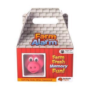 Joc de memorie alarma la ferma! - fat brain toys imagine
