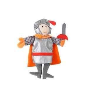 Papusa de mana cavaler imagine