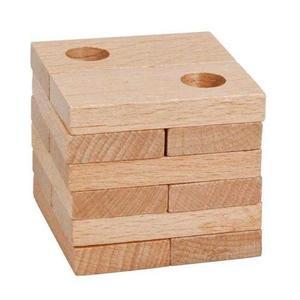 Joc logic IQ din lemn - model 16 - Fridolin imagine