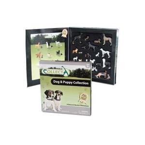 Set figurine caini si catelusi Deluxe Collecta imagine
