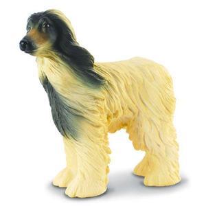 Caine Afghan - Animal figurina imagine