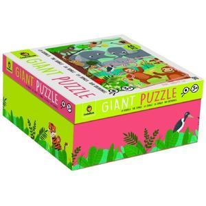 Puzzle gigant: Jungla imagine