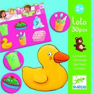 Loto cu obiecte Djeco imagine