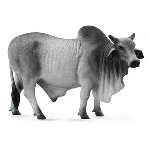 Taur Brahman L - Animal figurina imagine