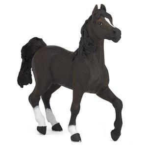 Figurina Papo Cal arab negru imagine