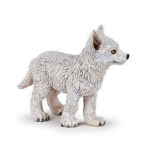 Figurina Papo - Lup tanar polar imagine